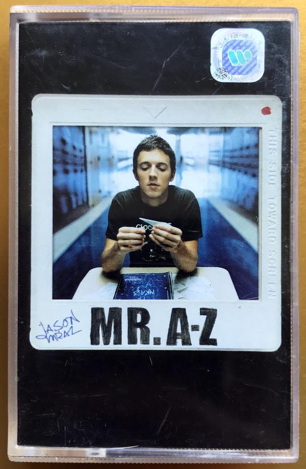 Jason mraz mr.a-z album download