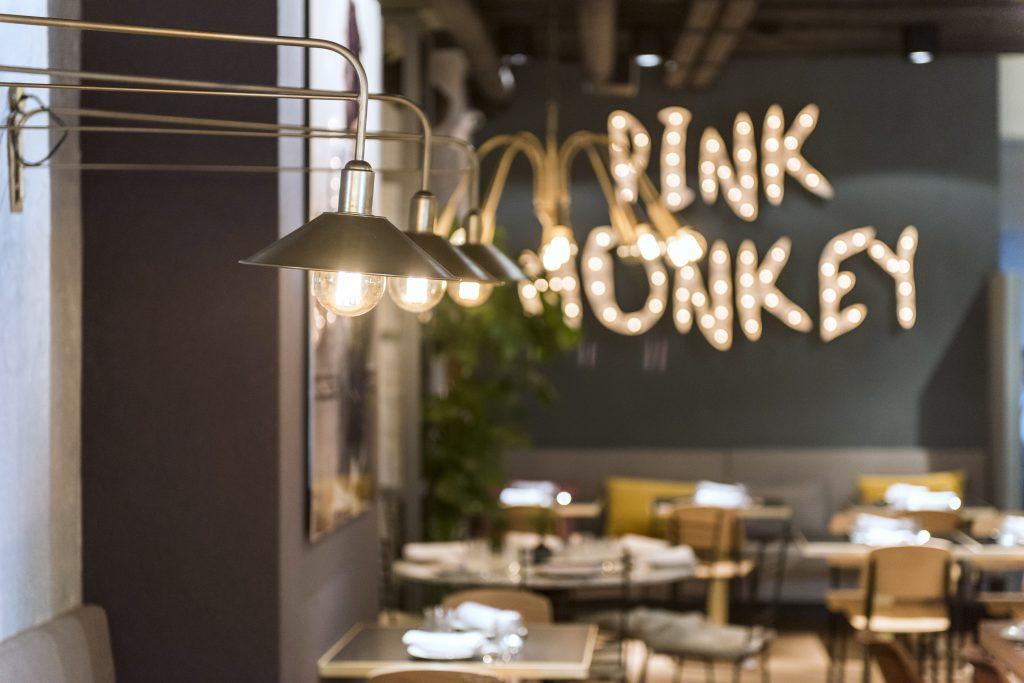 Pink monkeys extacy
