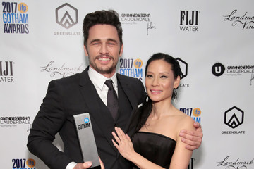 James Franco IFP's 27th Annual Gotham Independent Film Awards - Backstage