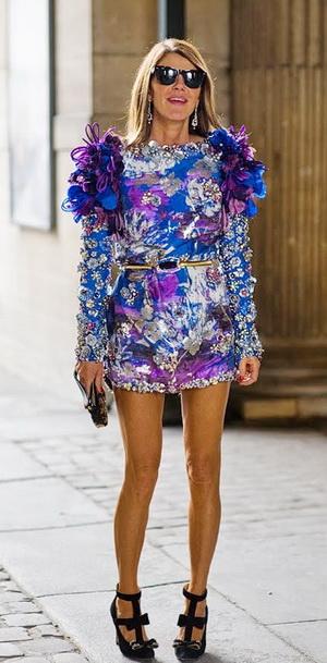 Экстравагантный стиль в одежде