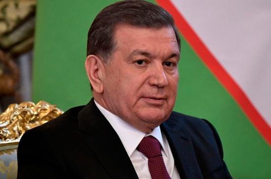 Президент узбекистана последний новости