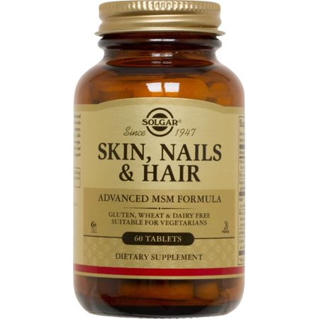 Hair nails and skin tablets