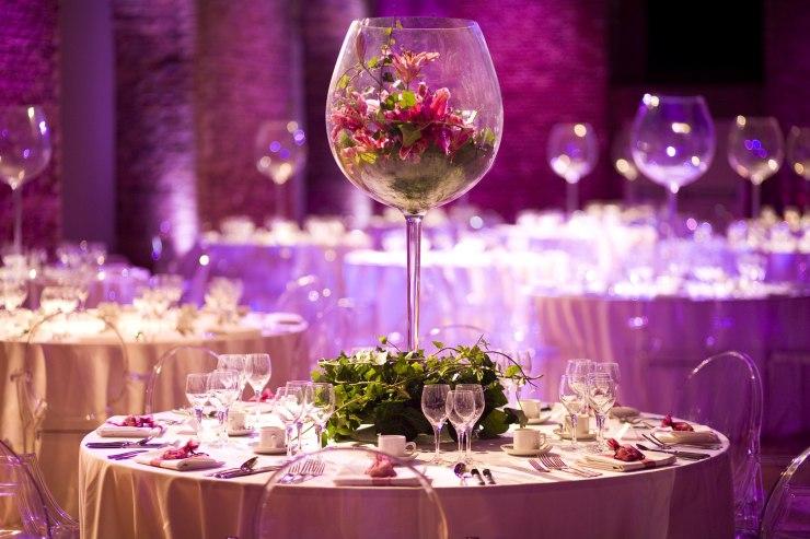 Самому оформить свадебный зал