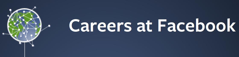 facebook career