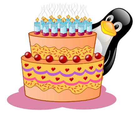 linux ulang tahun