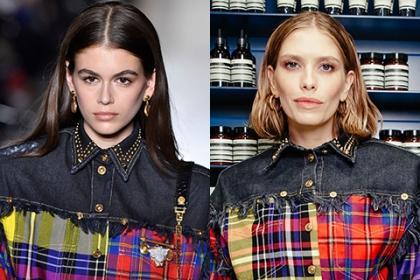 Модная битва: Кайя Гербер против Елены Перминовой
