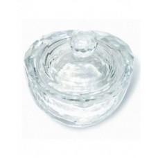 Акриловый стаканчик с крышкой IGRObeauty