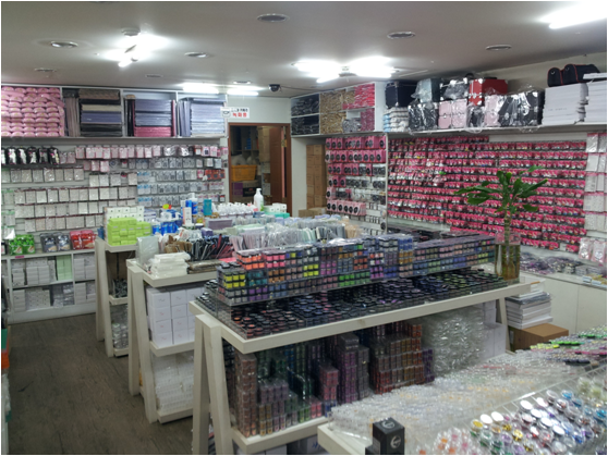 Nails supply in london