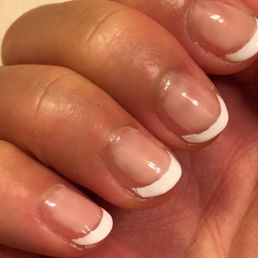 Photo of Pink Nails & Spa - Lynnwood, WA, United States. French nails