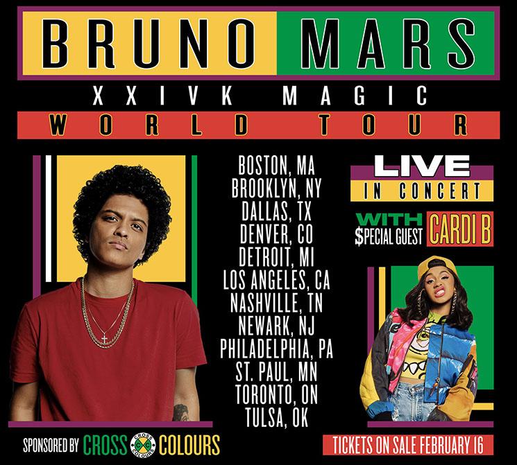 Bruno mars concert tickets in austin tx