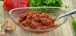 Сухая абхазская аджика рецепт
