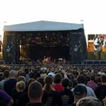 Singer Meatloaf at the Sweden Rock Festival 07-06-2007