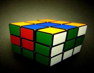 Photo of Rubik's cube