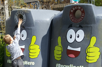 Are You A #RecyclingHero?