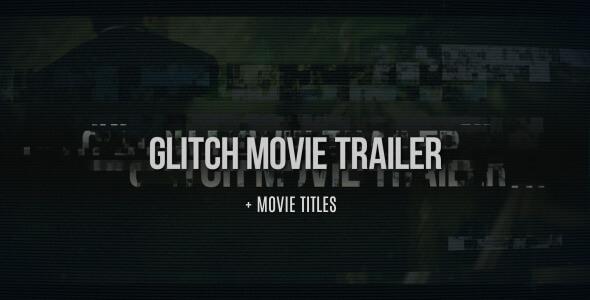 Glitch Movie Trailer