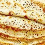 Блины на масленицу: рецепты на молоке тонкие с дырочками