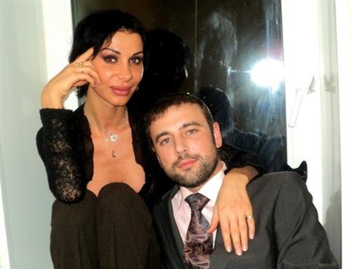 Эрика Кишева и Алексей Адеев