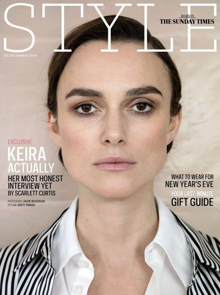 Keira Knightley told how she thought about giving up the career