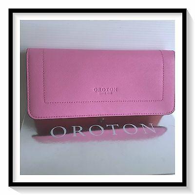 Oroton pink