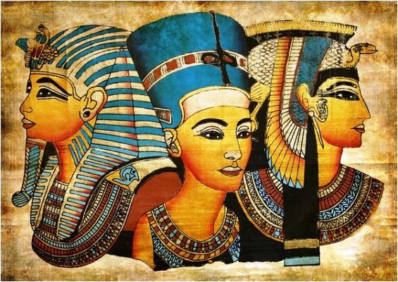 Египет национальный костюм