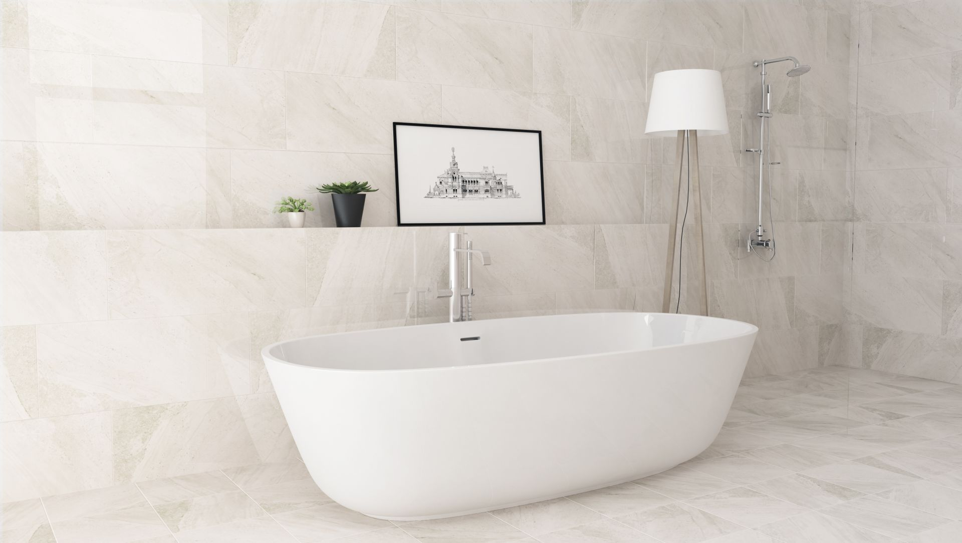 How to Tile a Bathroom - Beaumont Tiles