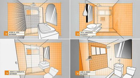 Plan Plumb And Design For An Easy Bathroom Renovation Beaumont Tiles - Easy bathroom renovations