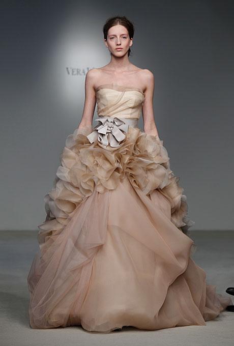 Vera wang dress prices 2012