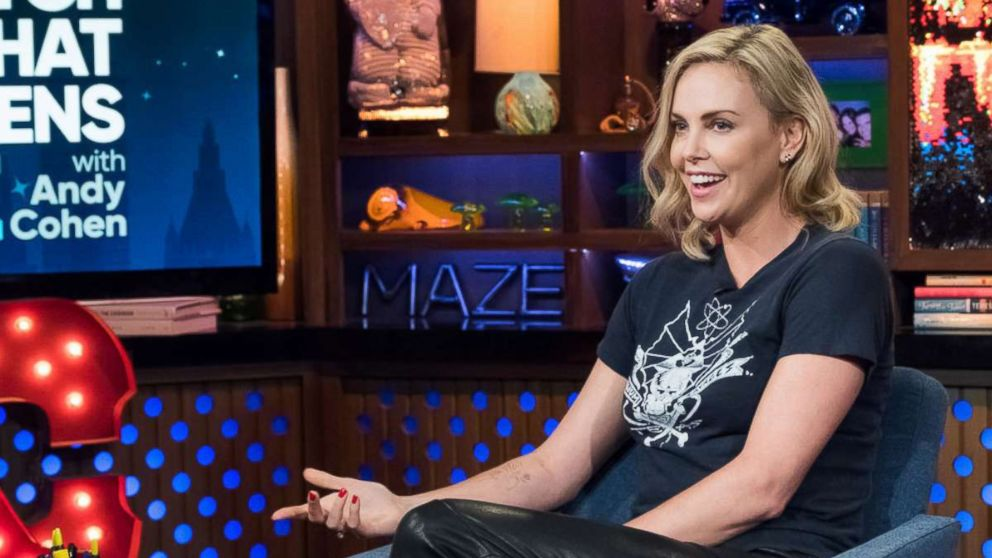 Charlize theron bisexual