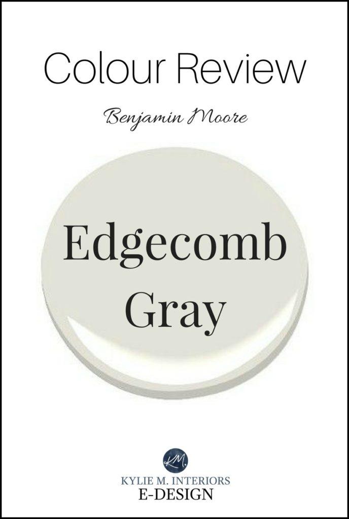 Benjamin moore edgecomb gray exterior