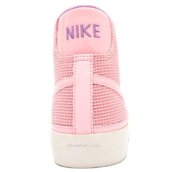 Nike Blazer Mid Pink Sample