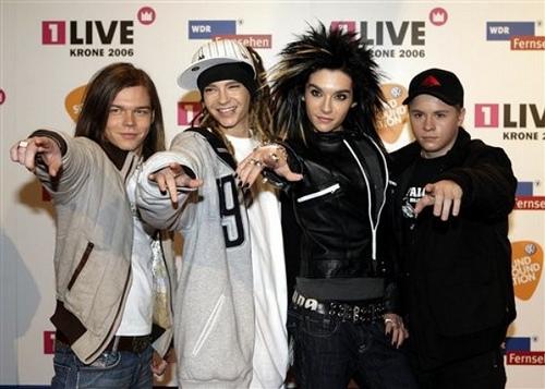 Группы в пик популярности — 2007 год
