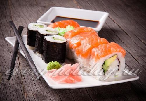 Начинка для роллов и суши в домашних условиях: 15 видов