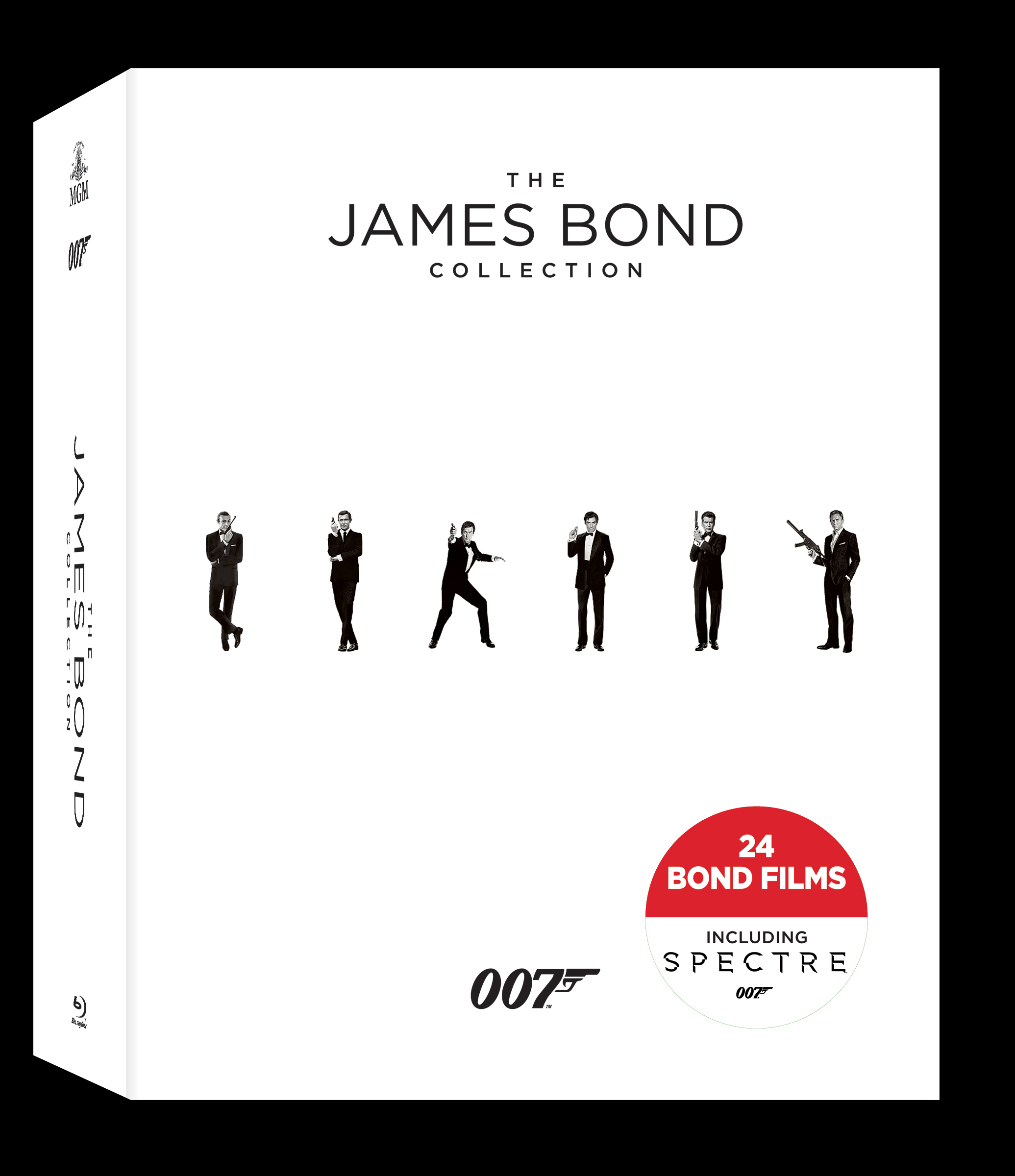 James bond blu ray collection best buy