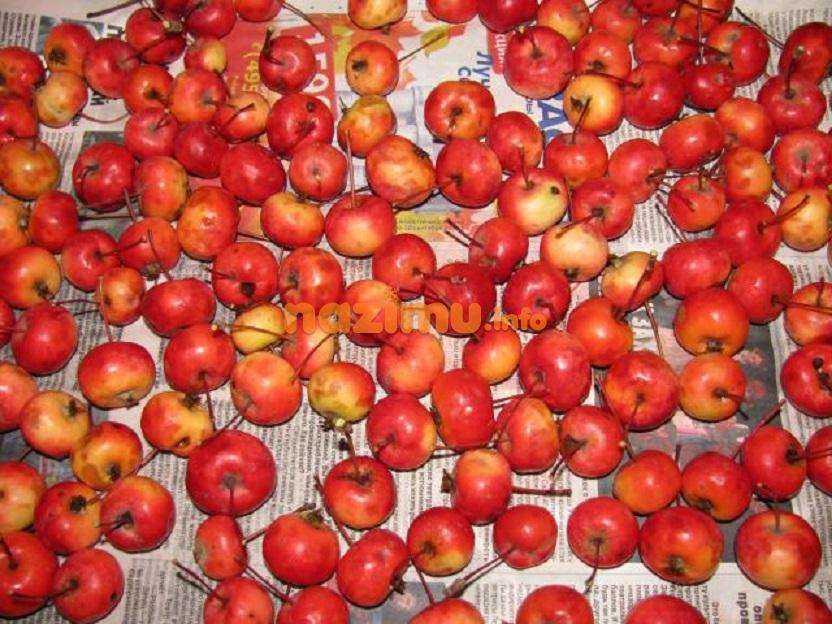 Варенье из райских яблок прозрачное