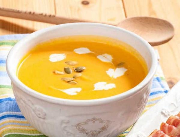 Тыквенный суп рецепт детский пюре