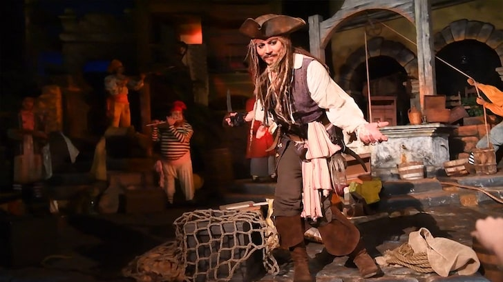 Pirates of the caribbean photos johnny depp