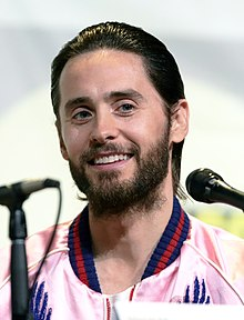 Jared leto fight