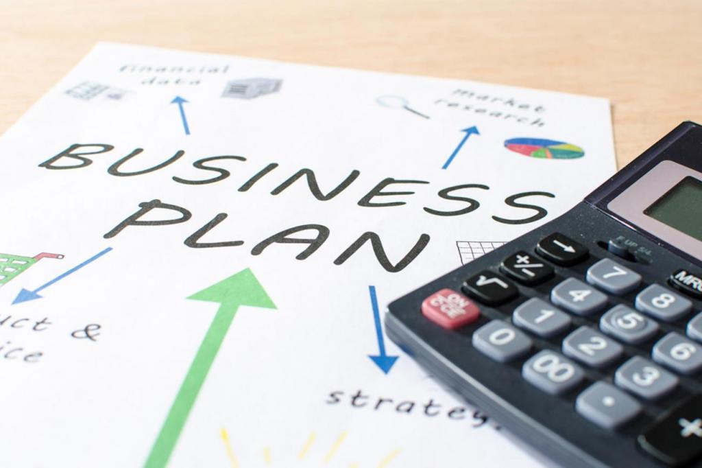 цели для бизнес-плана
