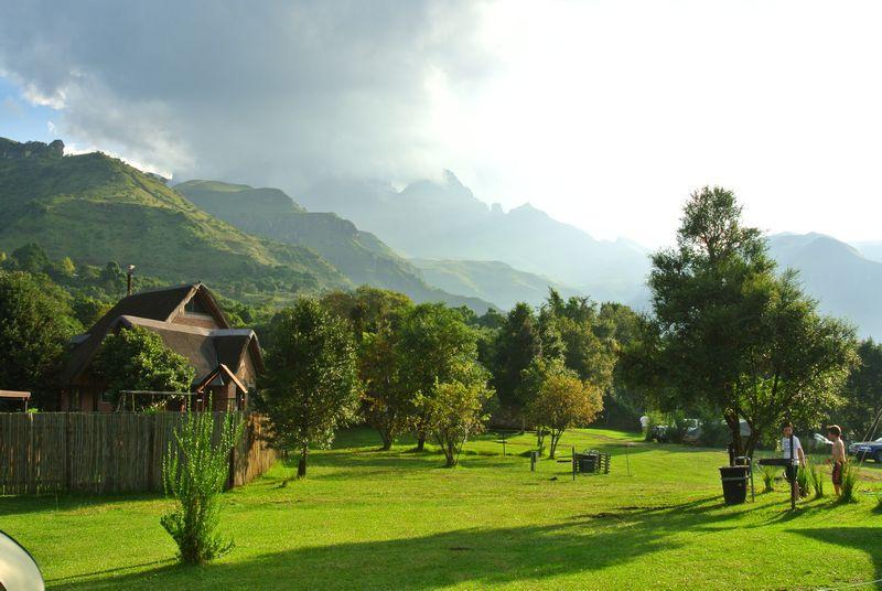 Central drakensberg camping sites