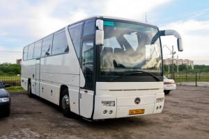 Бизнес автобус на маршрут