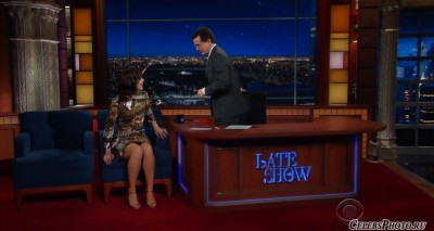 The Late Show with Stephen Colbert – Мэри Элизабет Уинстэд