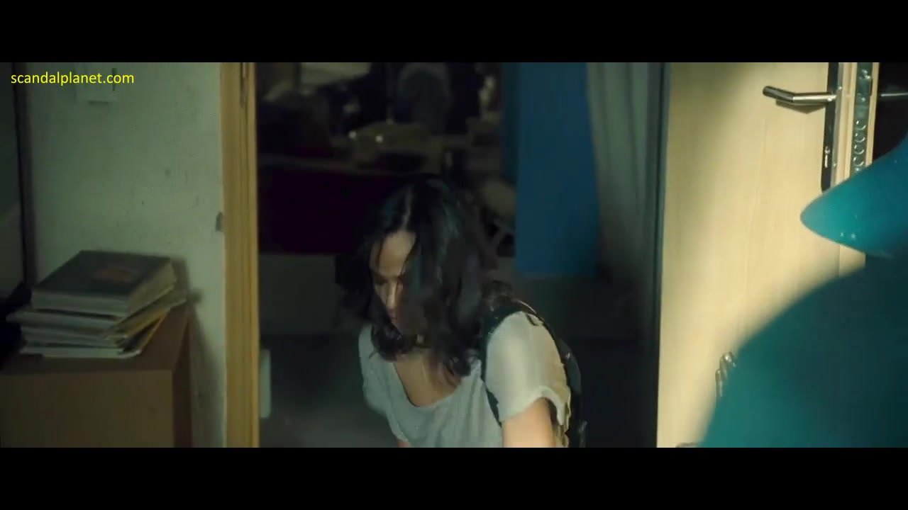 Zoe saldana nude scenes