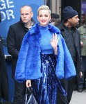 Katy Perry - Leaving Good Morning America in NYC 2/27/19