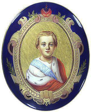 Чей сын иоанн антонович