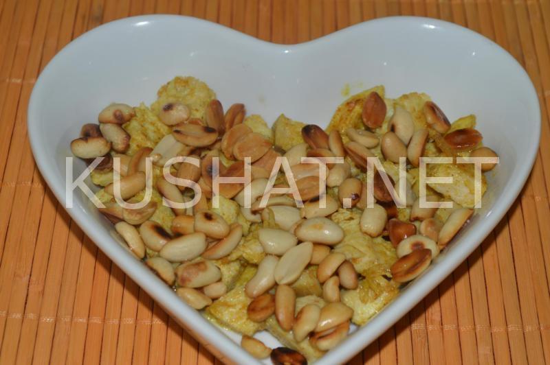 6_салат Тиффани с курицей и виноградом