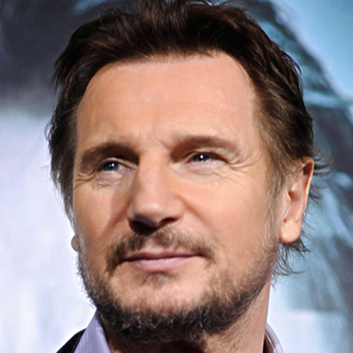 Liam neeson the first biography