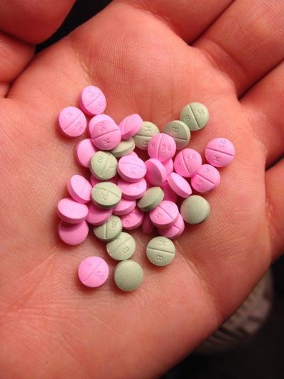 Pink roxy 15 mg