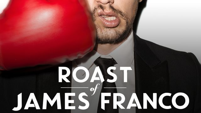 The comedy roast of james franco