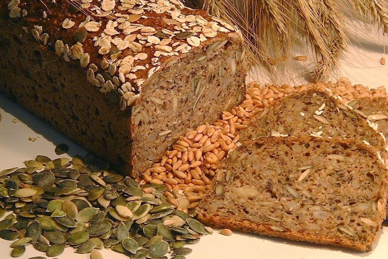 Рецепт диетического хлеба в духовке