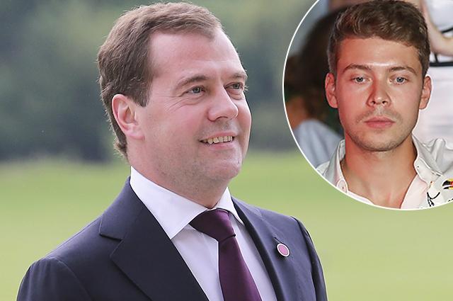 """Дмитрий Медведев рассказал о 25-летнем сыне в редком интервью: """"Он взрослый человек уже"""""""